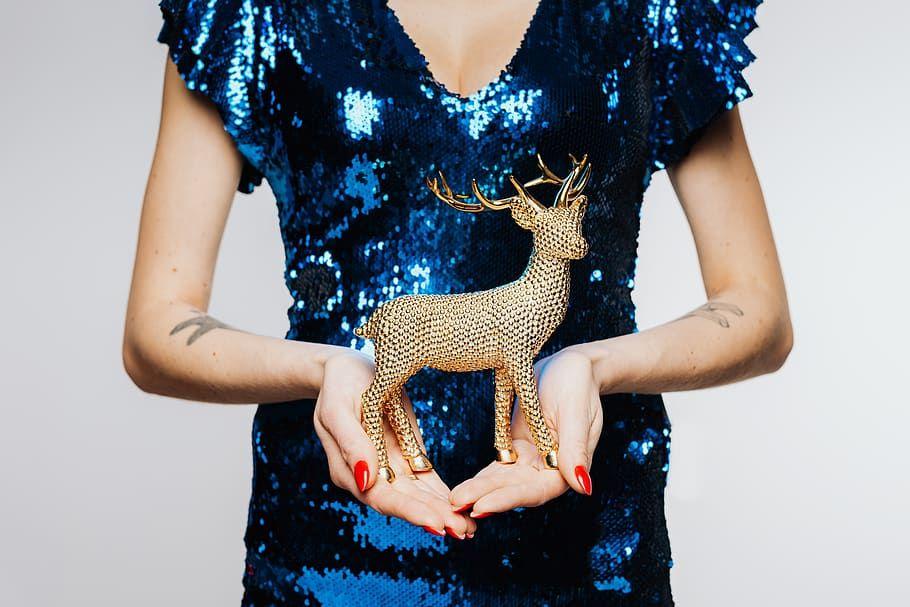Joyas para tus looks navideños